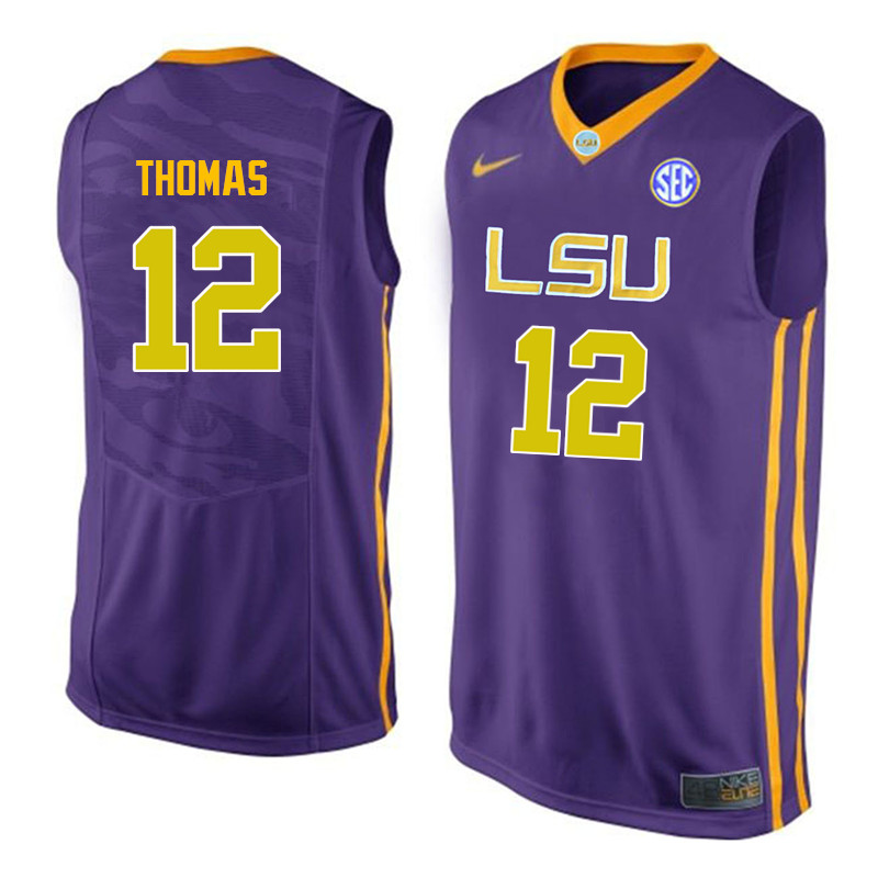 the best attitude 1671d cdc73 Tyrus Thomas Jerseys LSU Tigers College Football Jerseys ...